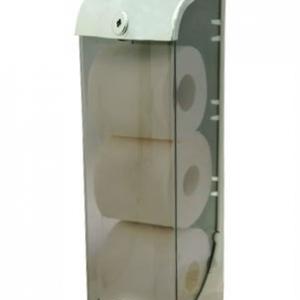 Toilet Paper Dispenser - Triple Roll
