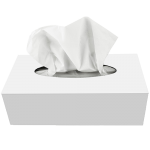 2ply Premium Facial Tissues