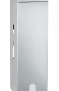 Toilet Paper Dispenser - Steel